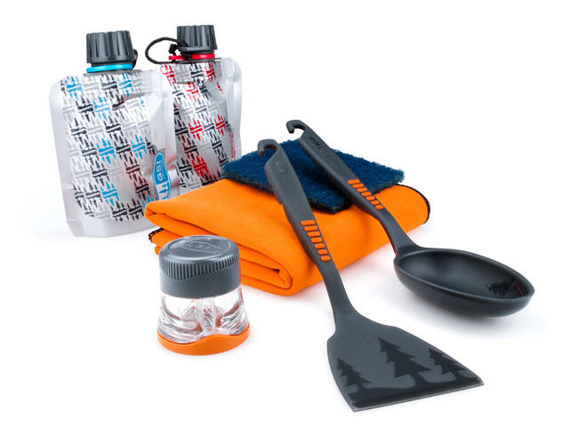 GSI Pack Kitchen 8 orange/sort